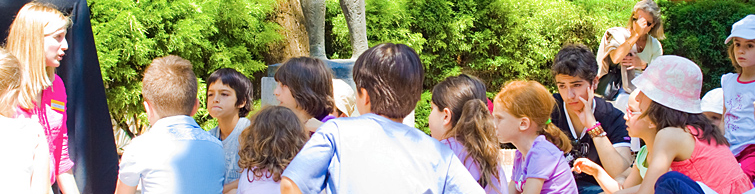 I kids day del Peggy Guggenheim di Venezia