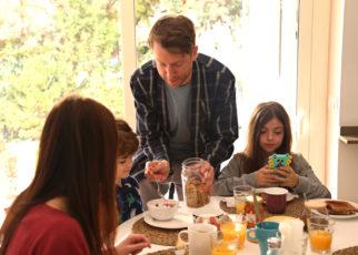 lavori domestici famiglia
