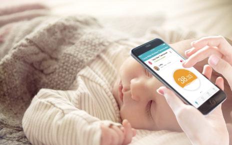 termometro febbre bambini