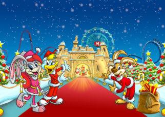 Natale a Mirabilandia