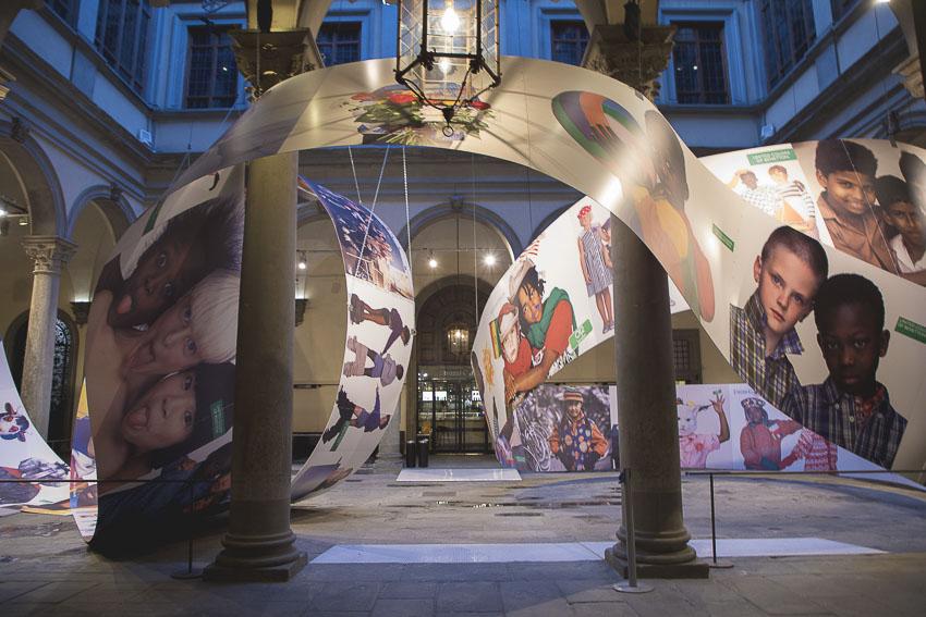 Benetton Toscani mostra