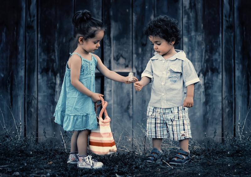 bambini genitori socialità