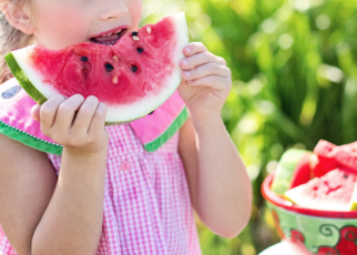 merenda bambini estate