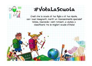 vota la scuola #VotaLaScuola