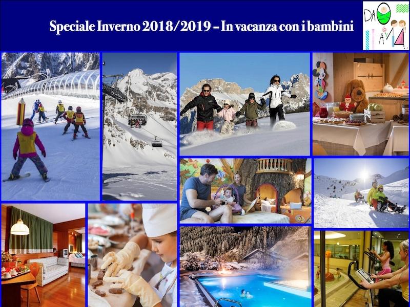 speciale inverno 2018 in vacanza con i bambini