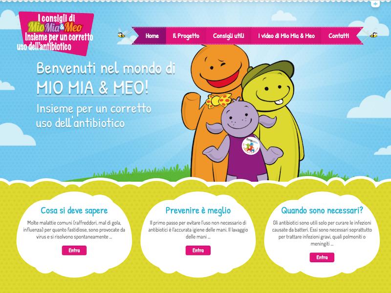 antibiotici bambini FIMP