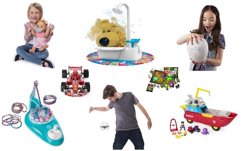 regali natale giochi spin master