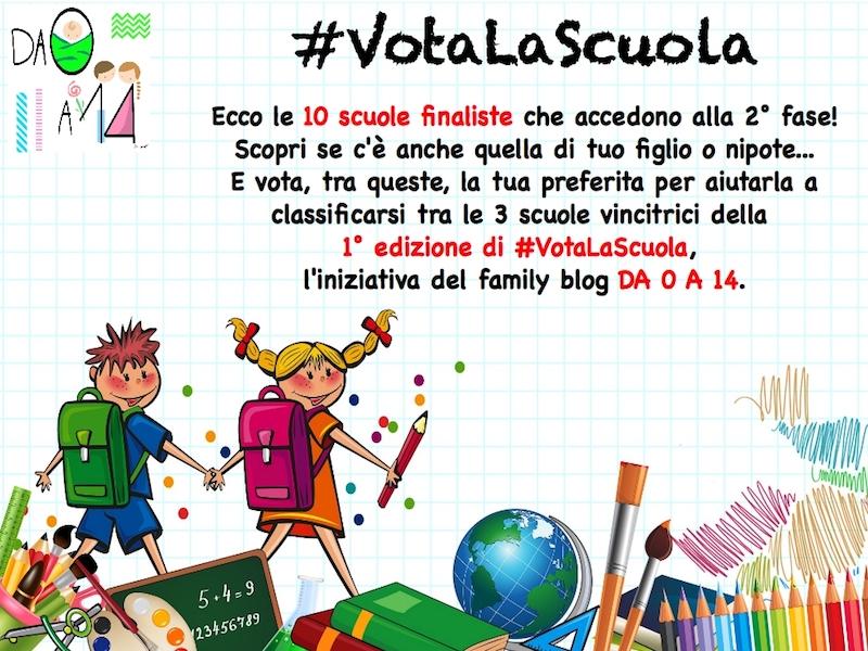 #VotaLaScuola scuola