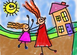 grafologia disegni bambini