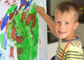 grafologia disegni bambini scarabocchio