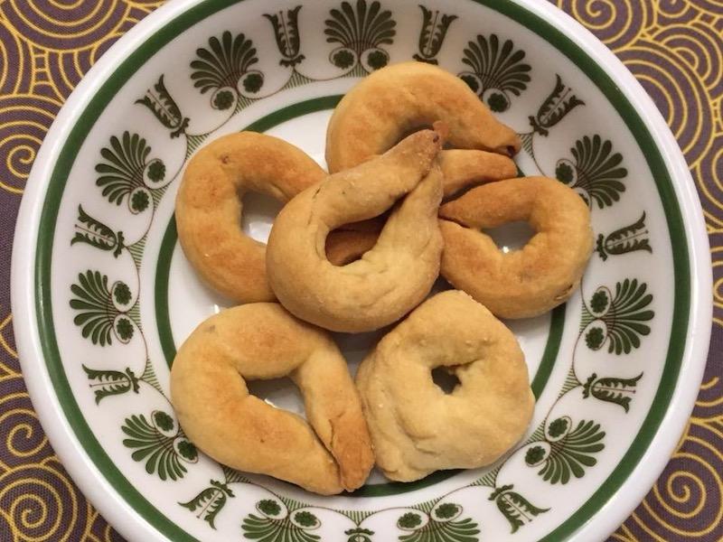 taralli pugliesi al forno ricetta