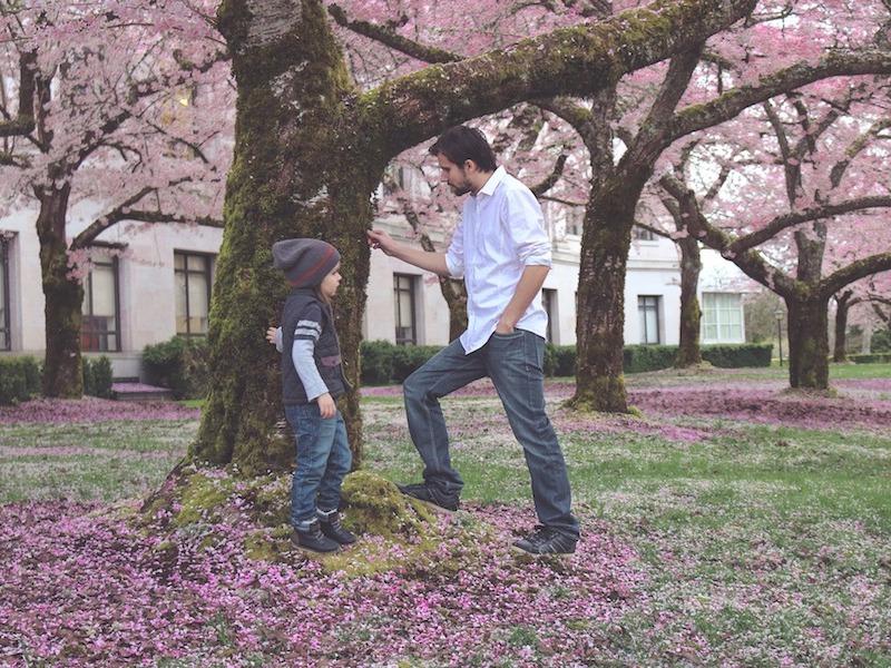 consigli per essere un buon papà