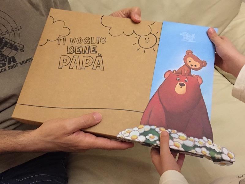 il libro per papà Urrà Eroi - DA 0 A 14