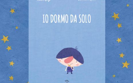 libro io dormo da solo