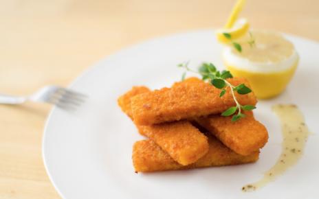 bastoncini di pesce fatti in casa con Bimby e senza
