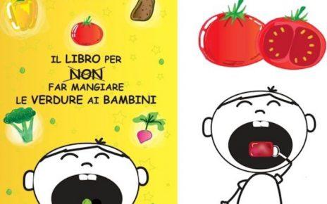 libro verdure bambini