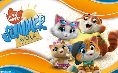 44 gatti avola summer